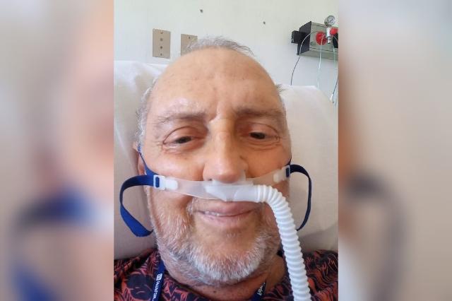 """Llamado a la solidaridad: piden dadores de sangre para el exministro de Salud Pública de Misiones, José """"Pepe"""" Guccione"""