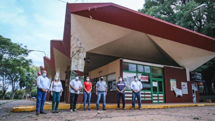 """Eldorado: """"Avanzamos con una de las obras culturales más importantes de la zona norte de Misiones"""""""