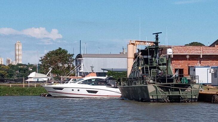 Tras la incautación de un yate en Posadas, investigan nueva ruta del contrabando en el río Paraná