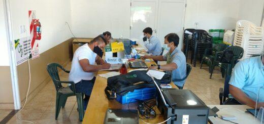 El INYM realiza el registro de productores y yerbales en San Pedro