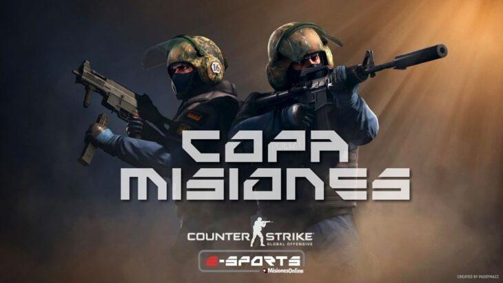 """Ya hay fecha confirmada para la próxima """"Copa Misiones"""" de Counter Strike: Global Offensive"""