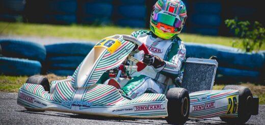 El posadeño Grimaldi fue sexto en la primera fecha del IAME Series en Buenos Aires