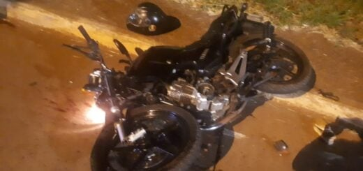 Posadas: manejaba alcoholizado, chocó y mató a un motociclista
