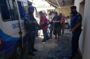 Trasladaron a Posadas a los cordobeses capturados en Entre Ríos: son acusados por al menos dos robos
