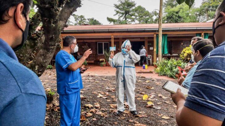 Murieron 4 abuelos por coronavirus en un hogar de ancianos de Eldorado