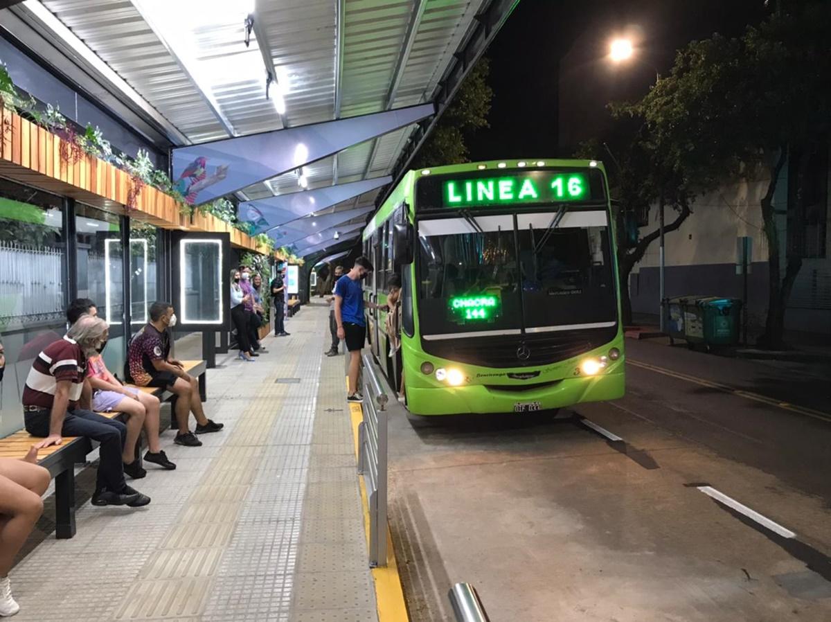 Desde la medianoche de este martes se habilitó la Estación Junín, la primera parada sustentable de Posadas
