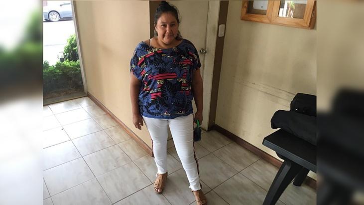 """María Ovando, tras su salida de la cárcel: """"Estoy en libertad de nuevo con mis hijos"""""""