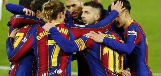 Fútbol: con un gol de Lionel Messi, el Barcelona le ganó 3-2 al Betis de Manuel Pellegrini