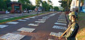 Gendarmería incautó más de siete toneladas de marihuana en Puerto Rico
