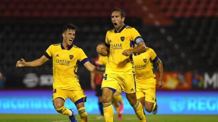 Copa de la Liga Profesional: Boca venció a Newell's y logró su primer triunfo en el torneo