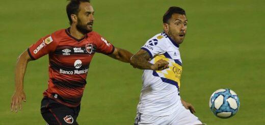 Newell's - Boca, por la Copa LPF: hora, día, TV y formaciones