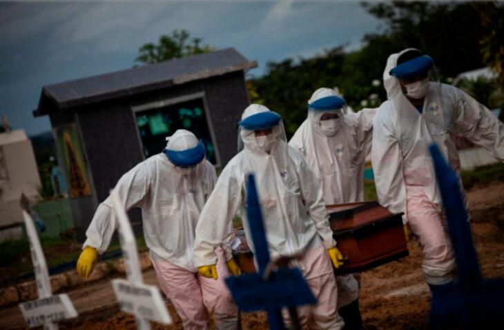 Colapso sanitario en Brasil: más de tres mil muertos en 72 horas y trasladaron a cientos de pacientes por falta de espacio en los hospitales