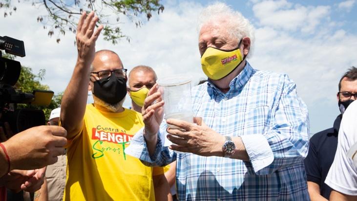 Imputaron al exministro de Salud de Argentina, Ginés González García, por el caso del vacunatorio