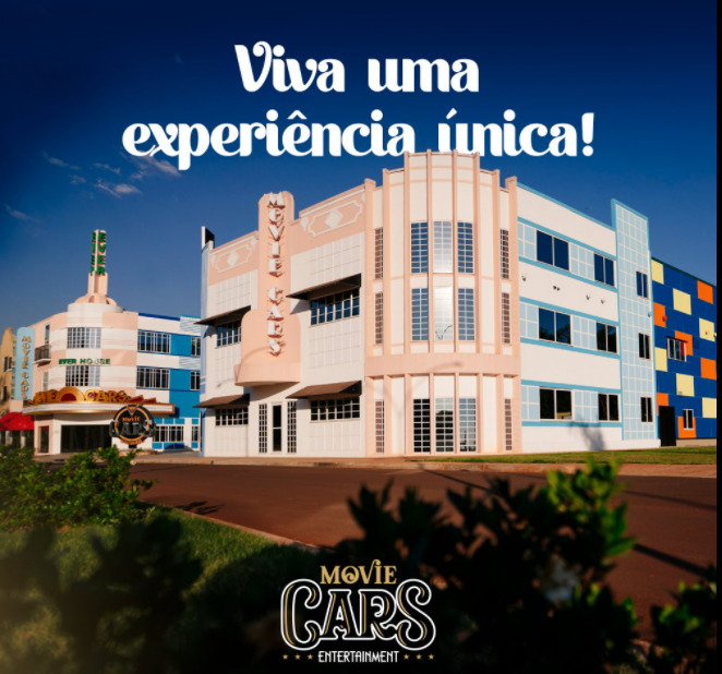 Visit7Wonders: Foz de Iguazú inauguró su nuevo atractivo turístico, el Movie Cars Entertainment
