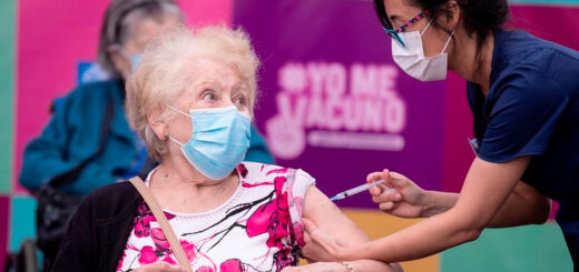 Chile vacunó a más de 550.000 personas contra el coronavirus en tres días