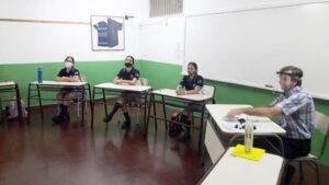 El diputado provincial Martin Cesino aseguró que está todo dado para que alumnos y docentes de Misiones vuelvan a las aulas de manera segura