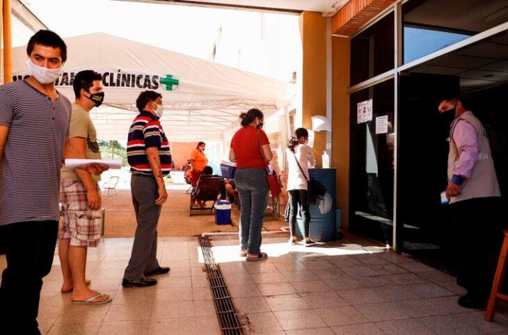 Paraguay presentó su plan de vacunación contra el COVID-19