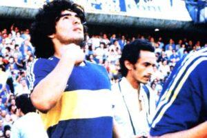 Hoy se cumplen 40 años del debut de Diego Maradona en Boca
