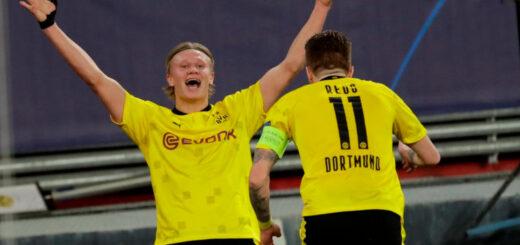 Borussia Dortmund le ganó de visitante al Sevilla por la Champions League
