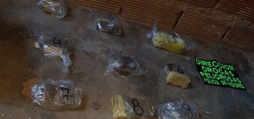 Investigaban un robo y desmantelaron un kiosco de marihuana en Posadas: hay dos detenidos