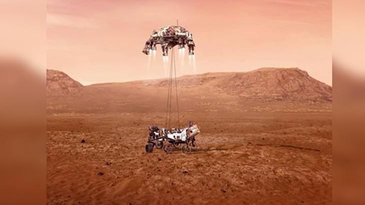El dispositivo «Perseverance» de la NASA aterriza en Marte: horario y dónde ver la misión Mars 2020
