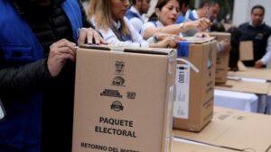 Ecuador elige hoy a su próximo Presidente