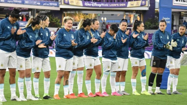 La Selección Argentina de fútbol cierra la She Believes Cup ante Estados Unidos: se enfrentan desde las 21 horas