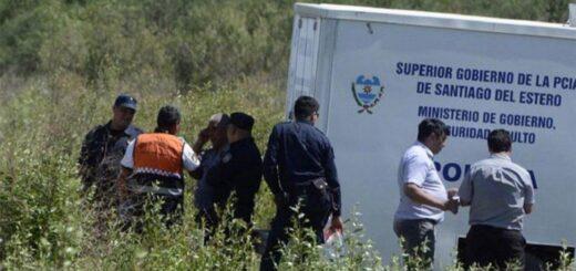 Femicidio en Santiago del Estero: apareció el asesino de Verónica Escobar