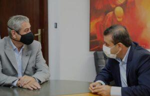 El gobernador Herrera Ahuad suscribió con Nación un convenio para la construcción de 2300 viviendas, el mayor acuerdo de los últimos cinco años