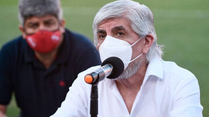 Vacunatorio Vip: Hugo Moyano negó haberse vacunado en el Ministerio de Salud