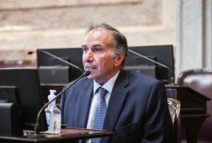 """Humberto Schiavoni votó en contra del Consenso Fiscal por considerar """"un hostigamiento a la ciudad de Buenos Aires"""""""