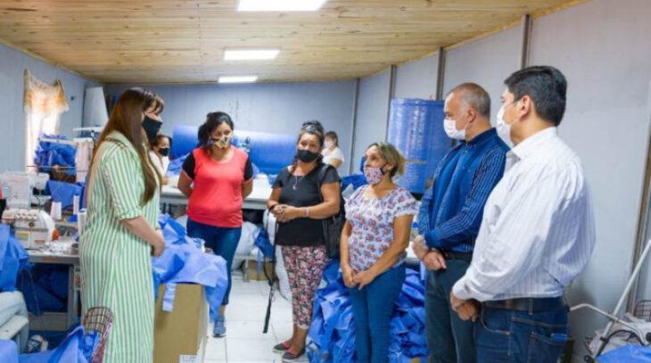 IFAI, Ministerio de Trabajo y Vicegobernación entregaron asistencia financiera y herramientas a Cooperativas