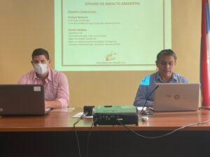Iprodha brindó una charla sobre impacto ambiental por la construcción de 1000 viviendas en 17 municipios