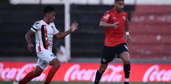 Copa de la Liga Profesional: Independiente se hizo fuerte en Paraná y venció 1 a 0 a Patronato