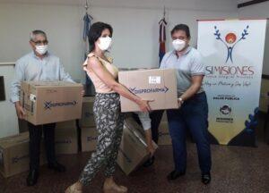 Salud Pública suma otra herramienta para combatir los efectos del Covid en pacientes misioneros