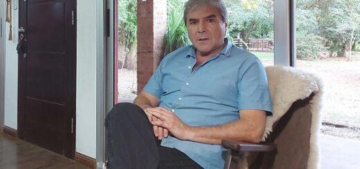 """Juanchi Irrazábal: """"Tenemos que defender el rumbo que tomó Misiones en el 2003 y evitar aventuras políticas"""""""