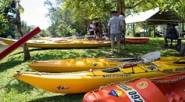 Apóstoles lanza un curso de supervivencia y kayakismo para promover el turismo sustentable