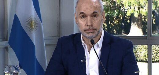 Tras su viaje a Brasil, el jefe de Gobierno porteño se encuentra aislado e inaugurará las sesiones de la Legislatura por Zoom