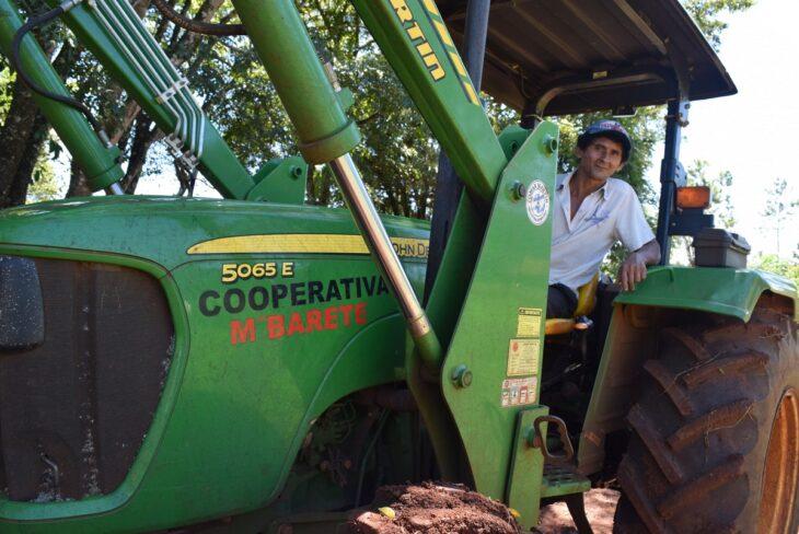 El Ministerio del Agro otorgará dos líneas de créditos para compra de maquinaria y para inversión productiva
