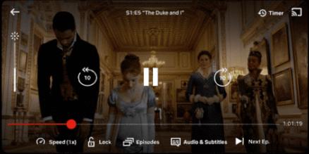 Netflix sumó una novedosa herramienta para los que se quedan dormidos mirando series