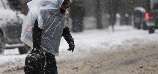 Nueva York en emergencia por una intensa nevada