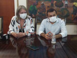 """Herrera Ahuad aseguró que autoridades del Correo Oficial """"pudieron comprobar la trazabilidad de las vacunas"""" y explicó las diferencias entre la Sputnik V y las vacunas de la India que arriban este sábado"""
