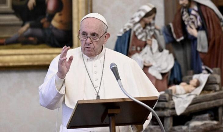El Papa Francisco recibió la segunda dosis de la vacuna de Pfizer contra el coronavirus