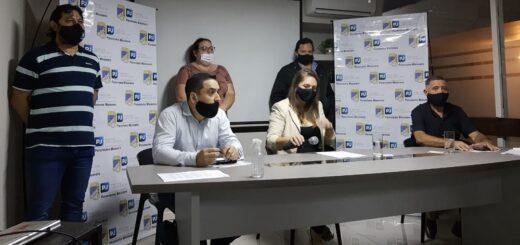 Con la mira puesta en la renovación de autoridades partidarias se presentó la nueva línea interna Peronismo Misionero