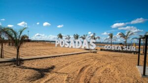 Las playas de Posadas, la opción del verano que sobresale en el NEA