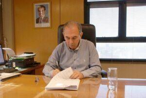 """Stelatto prepara el discurso del 1° de marzo con un eje muy simple: """"Una ciudad sustentable e inclusiva"""""""