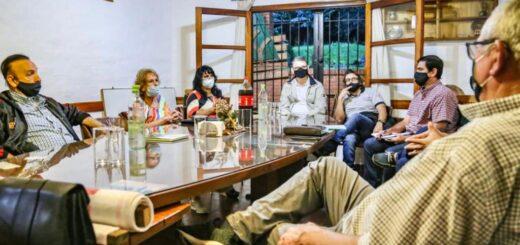 Eldorado: el intendente se reunió con productores autoconvocados para tratar la problemática del sector