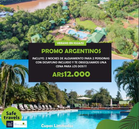 Iguazú Jungle Lodge: el lujo de descansar a un precio imperdible