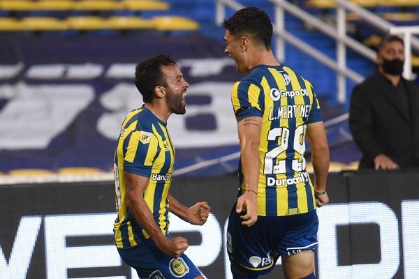 Liga Profesional de Fútbol: Rosario Central derrotó por 2 a 1 a Argentinos