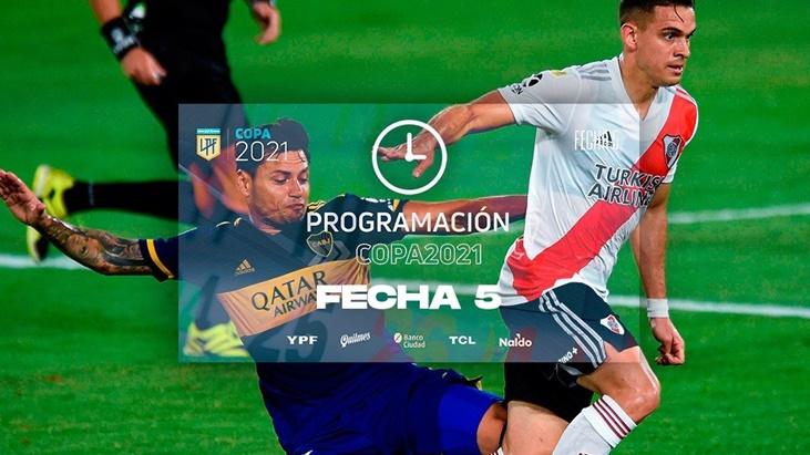 Liga Profesional de Fútbol: Boca y River se enfrentan el domingo 14 de marzo desde las 18 horas